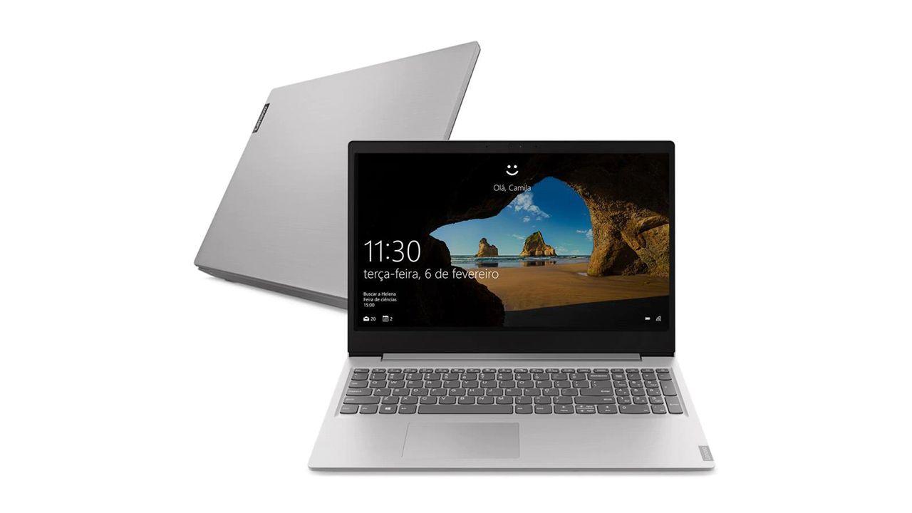 Lenovo IdeaPad S145 é um dos notebooks mais vendidos atualmente (Divulgação/Lenovo)