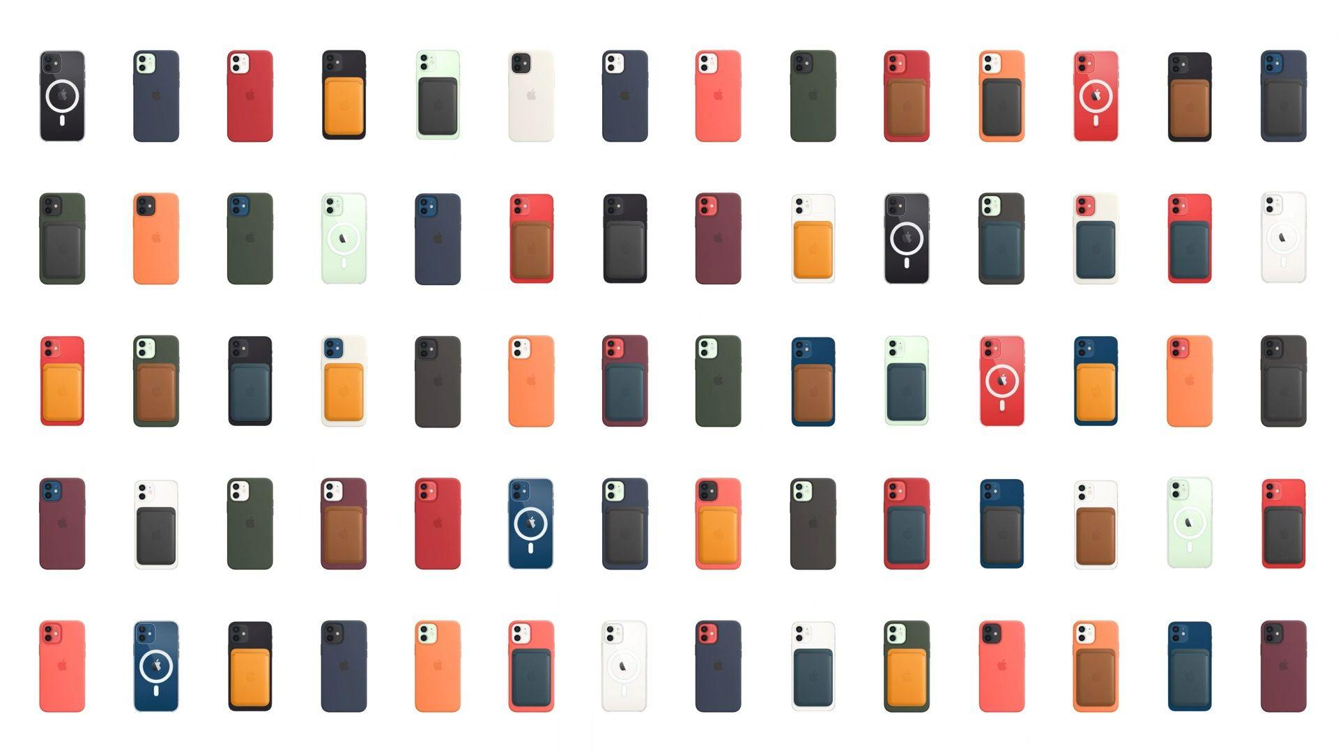 A tecnologia MagSafe está presente também nos acessórios do iPhone 12 (Foto: Reprodução/Apple)