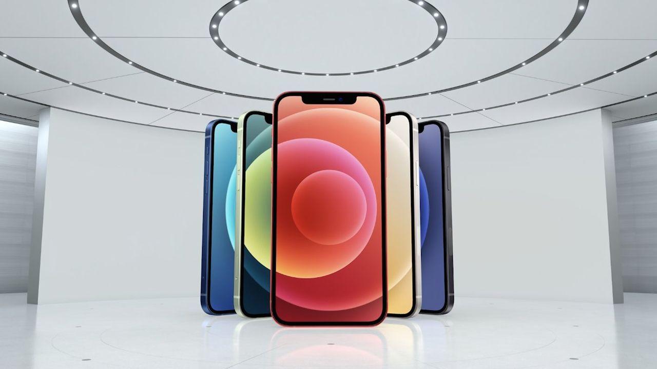 Os novos iPhones serão vendidos em cinco cores diferentes. (Foto: Divulgação/Apple)