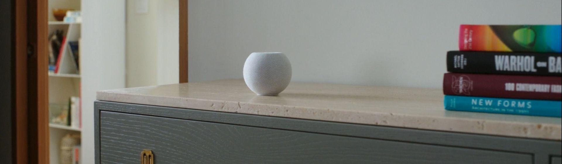 HomePod Mini: Apple lança novo smart speaker com reconhecimento de voz