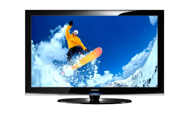 """TV Samsung PL42A450 42"""", exemplo de tela de Plasma, difícil de encontrar atualmente (Foto: Divulgação/Samsung)"""