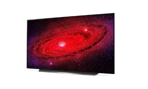 """Smart TV LG ThinQ AI 4K HDR 55"""", exemplo de tela OLED no mercado (Foto: Divulgação/LG)"""
