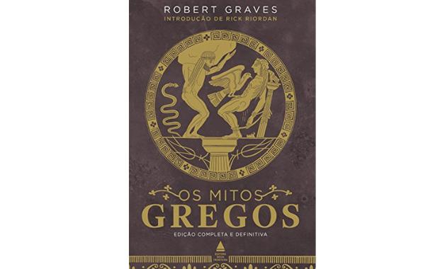 Os Mitos Gregos, box integrante da nossa lista de livros sobre mitologia grega. (Imagem:Divulgação/Editora Nova Fronteira)