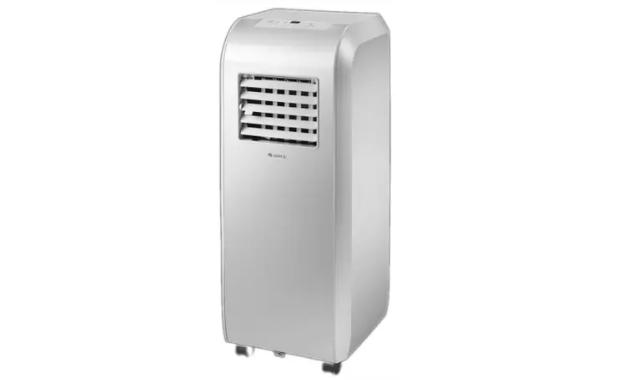 Um dos melhores aparelhos de ar condicionado portátil da nossa lista, o modelo é o Gree 12.000 btus. (Imagem:Divulgação/Gree)