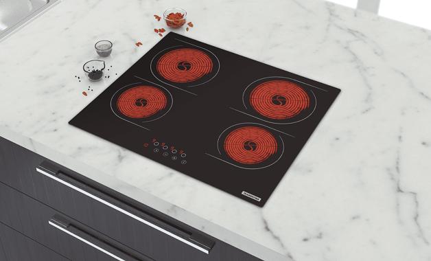 Veja a nossa seleção com os melhores cooktops de indução! (Imagem: Divulgação/Tramontina)