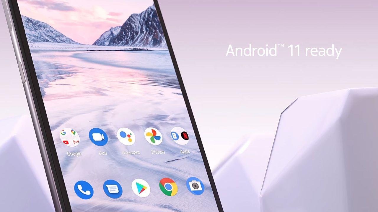 O Nokia 2.4 receberá o Android 11. (Foto: Reprodução/Nokia)