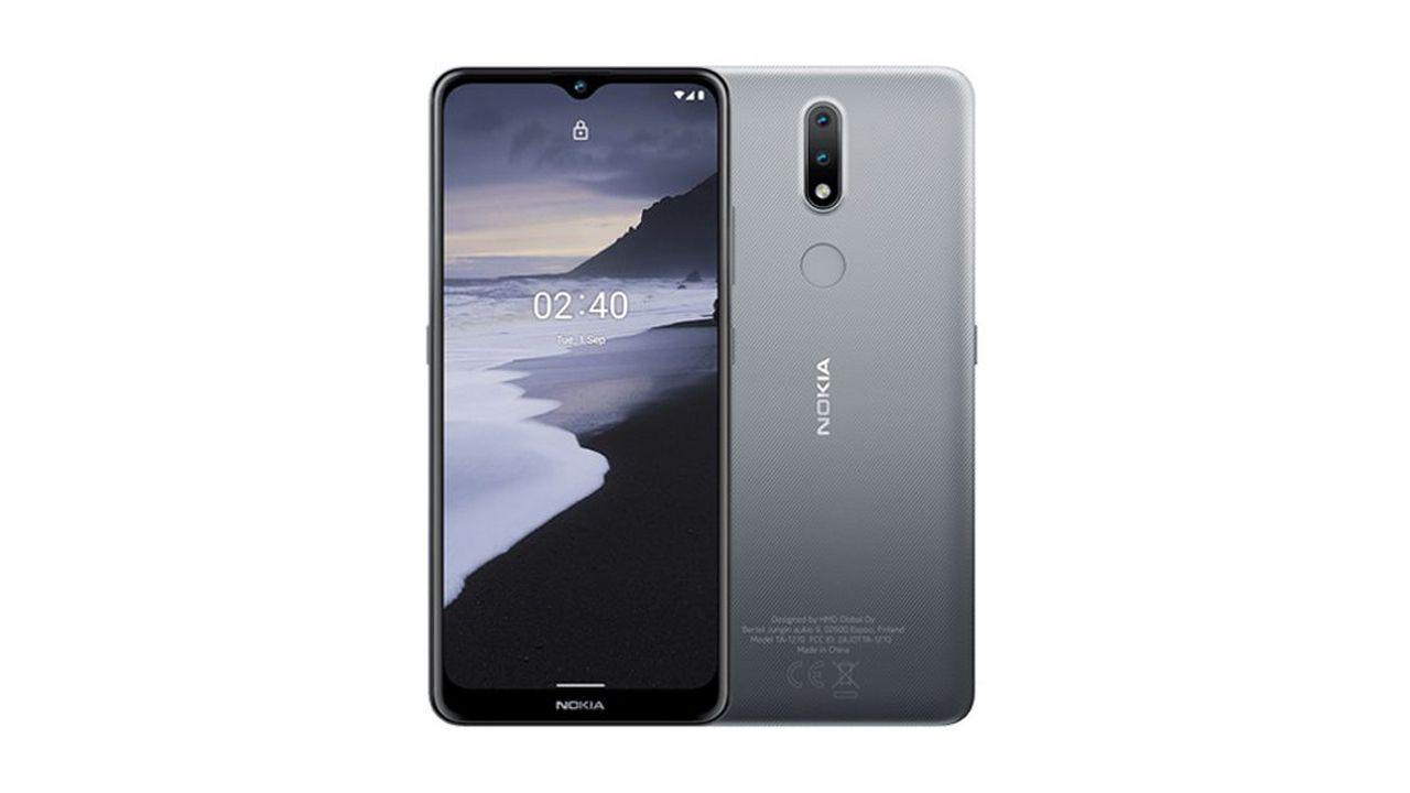 Design do Nokia 2.4 (Foto: Divulgação/Nokia)
