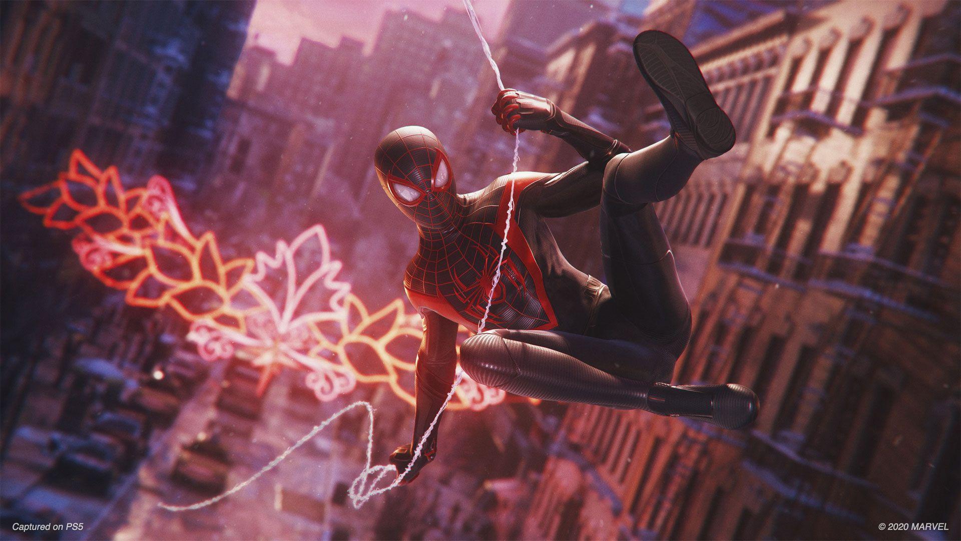 Spider-Man: Miles Morales apresenta uma história original ao PS5 com novo protagonista
