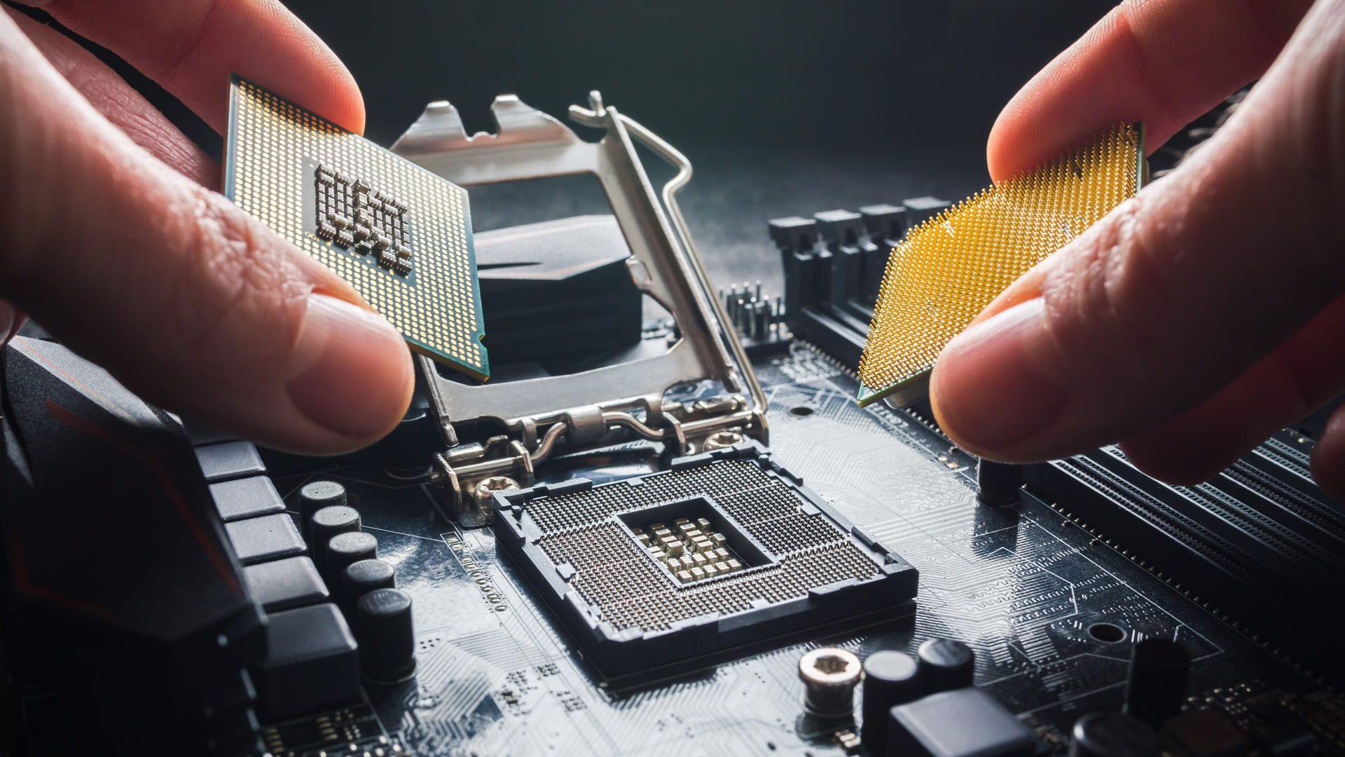 Escolher por um processador mais atual pode ajudar no desempenho em jogos recentes. (Foto: Petr Svoboda/Shutterstock.com)