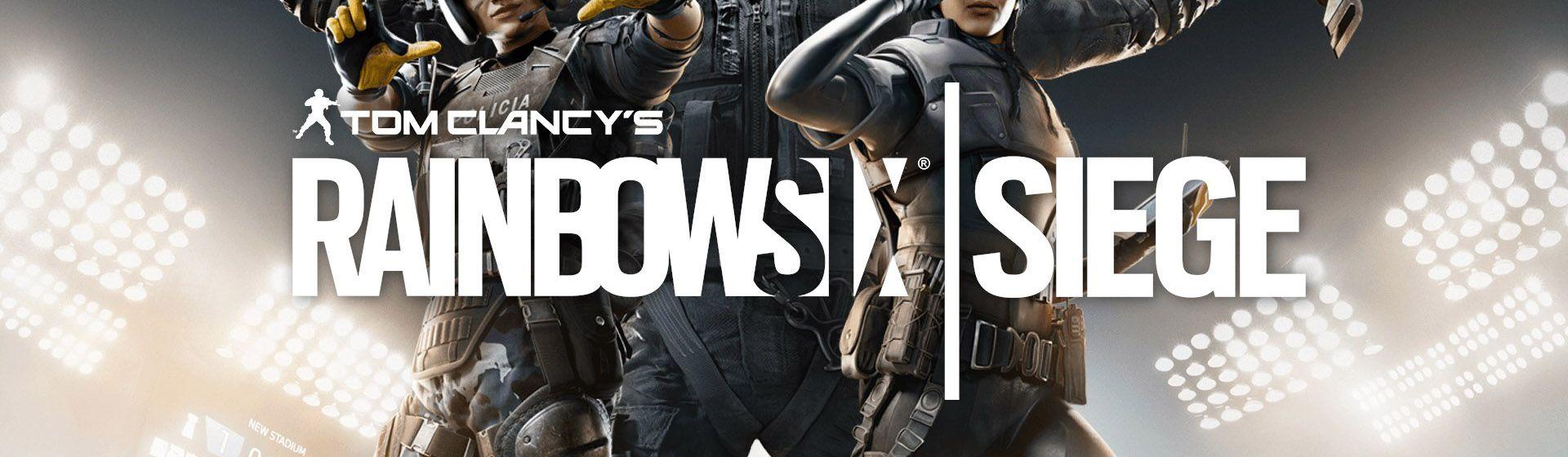 Rainbow Six Siege está disponível de graça no Xbox Game Pass
