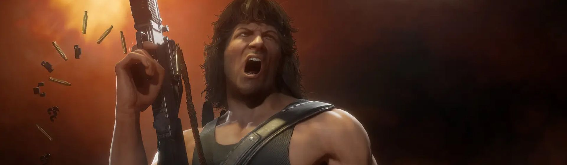 Mortal Kombat 11 adiciona Rambo, Mileena e Rain em nova DLC
