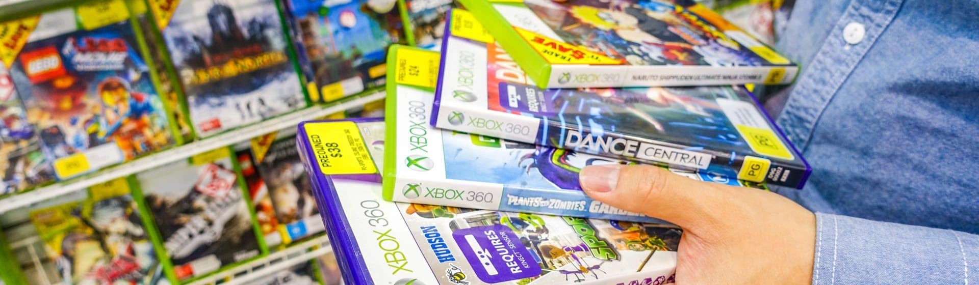 Xbox Series: Microsoft mostra melhorias nos jogos retrocompatíveis