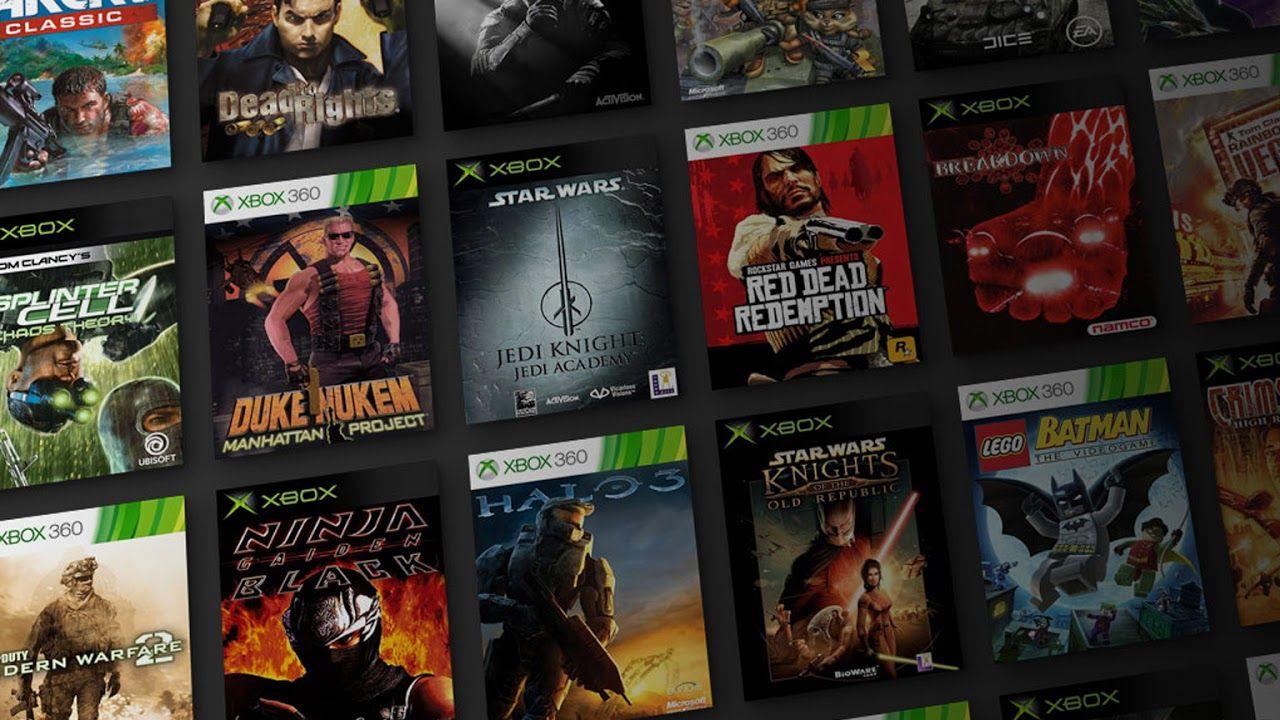 O Xbox Series X e Series S terão retrocompatibilidade com todas as gerações anteriores. (Foto: Divulgação/Microsoft)