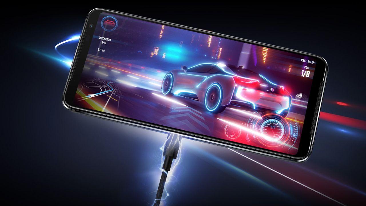 ROG Phone 3 consegue rodar qualquer jogo da atualidade (Foto: Divulgação/Asus)