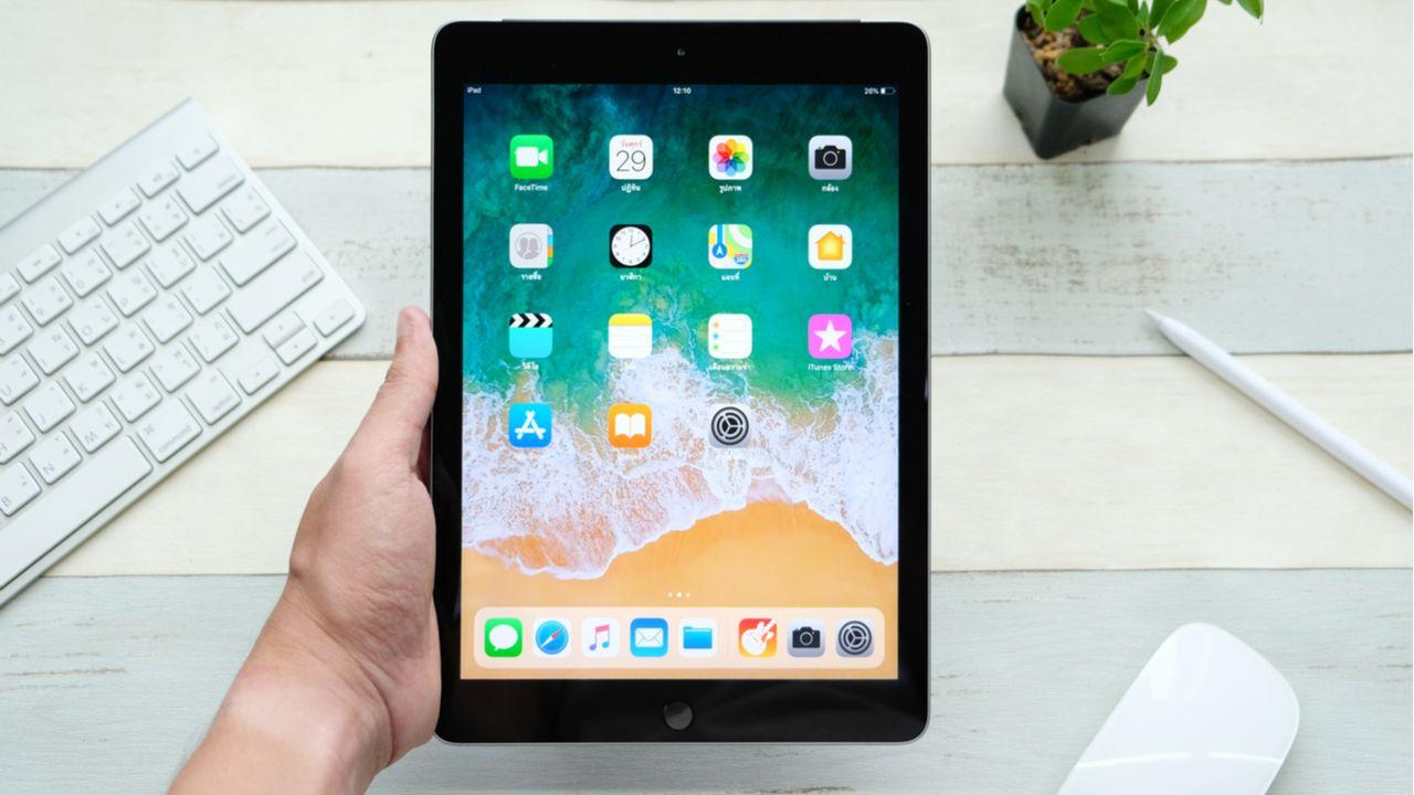 O iPad é um dos tablets mais desejados pelos consumidores. (Foto: Shutterstock)