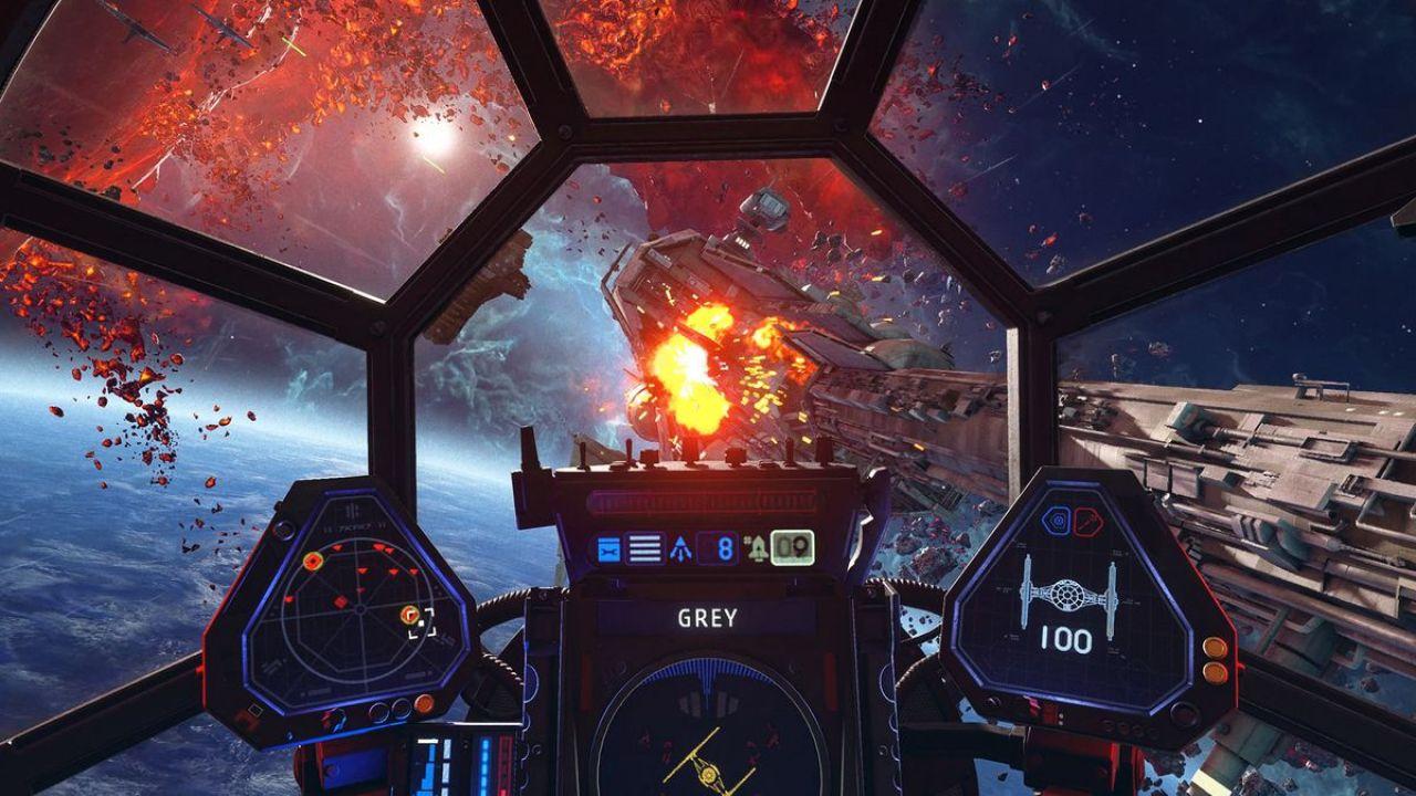 Star Wars: Squadrons. (Foto: Divulgação/Electronic Arts)