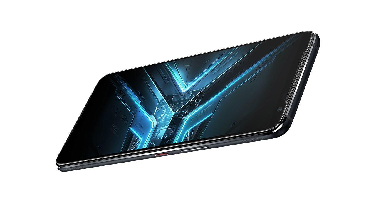 ROG Phone 3 possui tela com 144 Hz de taxa de atualização (Foto: Divulgação/Asus)