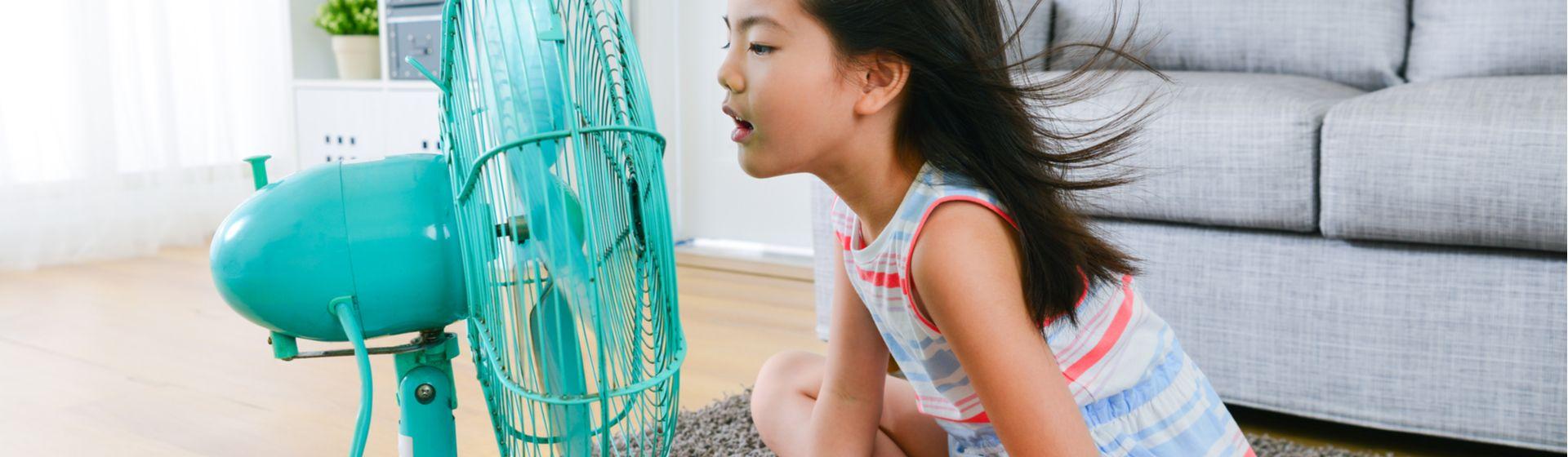 Climatizador ou ventilador: qual o melhor para os dias de calor?