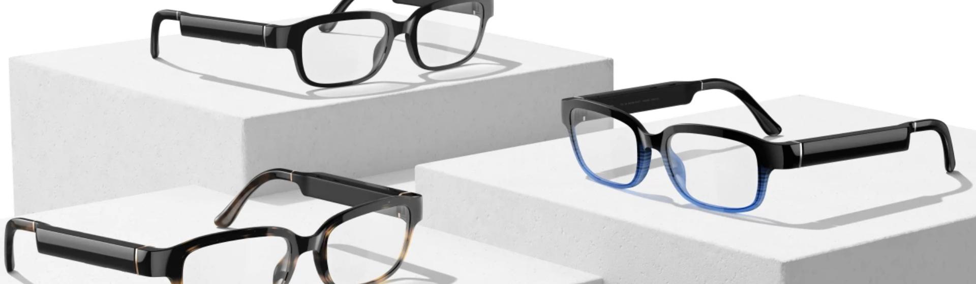 Echo Frames, óculos inteligentes da Amazon, chegam com suporte à Alexa
