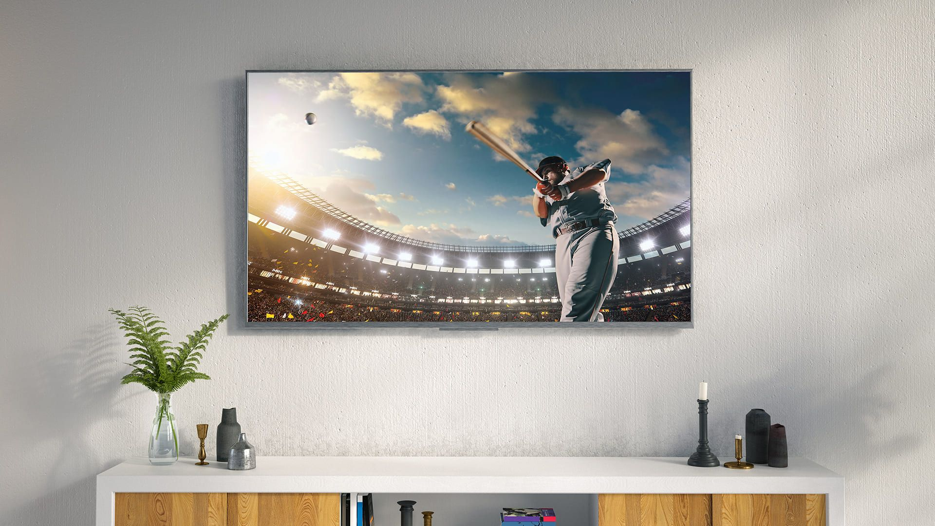 <i>As Smart TVs são os produtos desejados da Black Friday. (Shutterstock)</i>