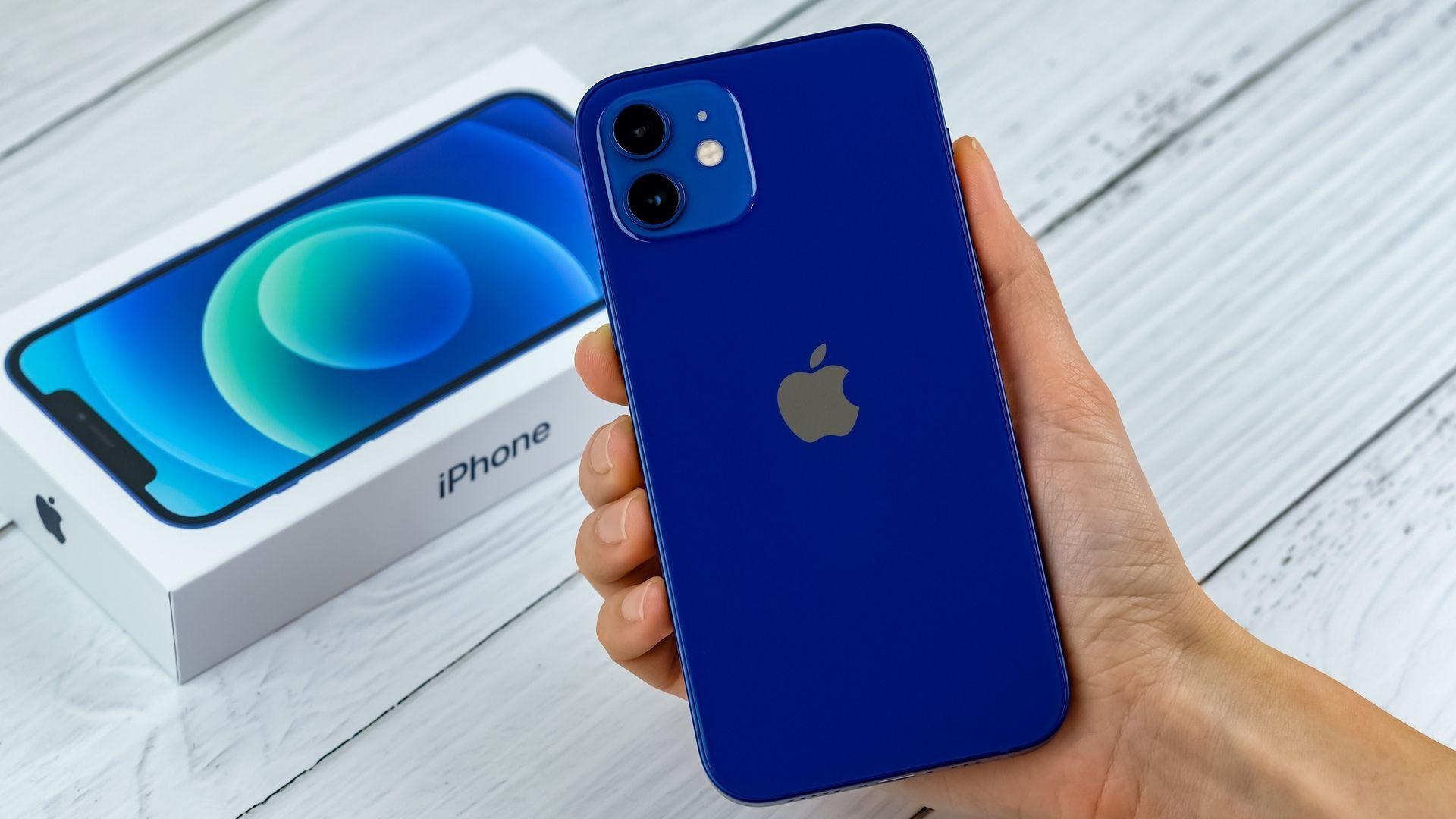 Design do iPhone 12 (Foto: Shutterstock)
