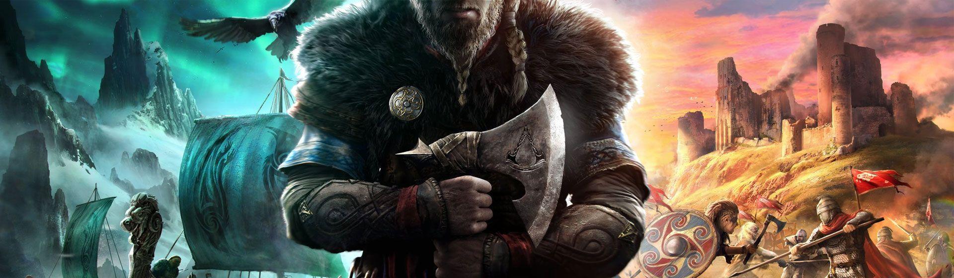 Assassin's Creed Valhalla é o maior lançamento da série, diz Ubisoft