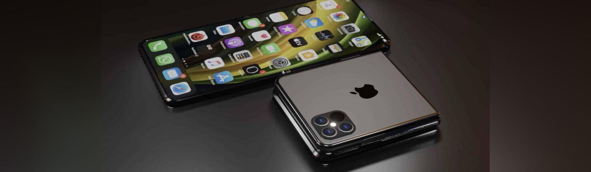 Rumores indicam que Apple está testando um iPhone dobrável para lançar ainda em 2022