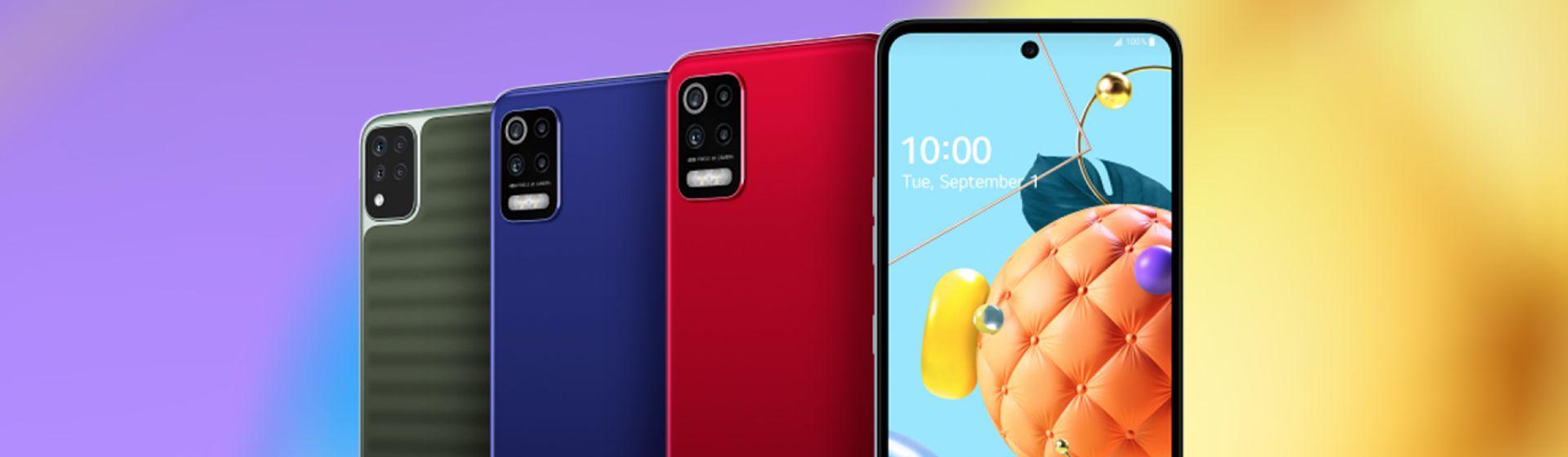 LG K52, K62 e K62+: o que muda entre os três modelos?
