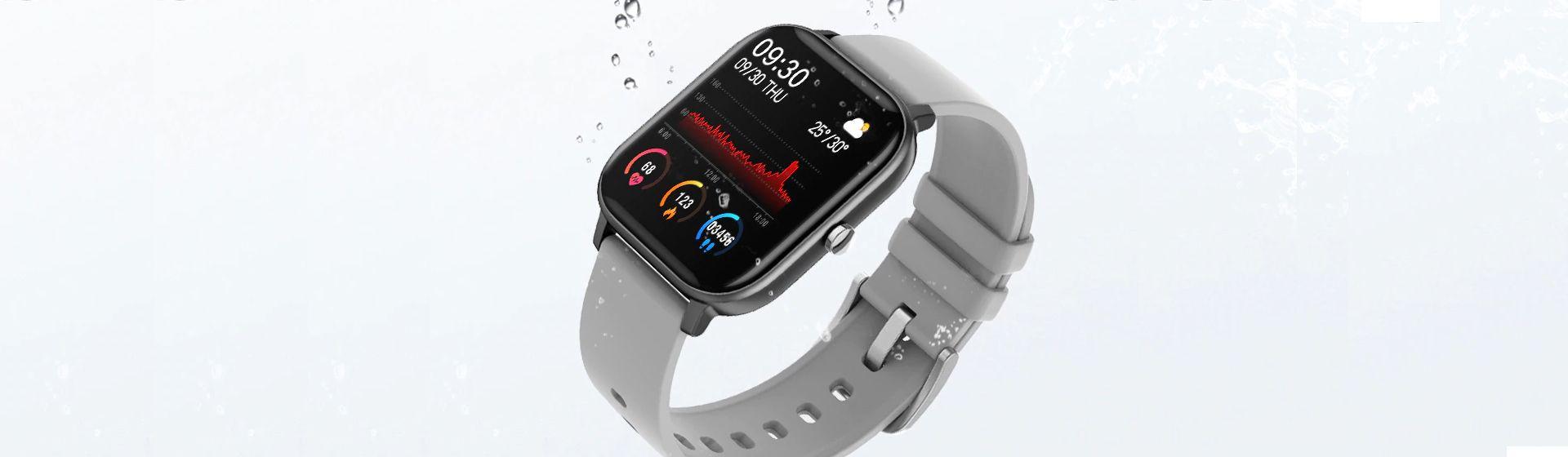 Smartwatch P8 é bom? Confira a análise da ficha técnica