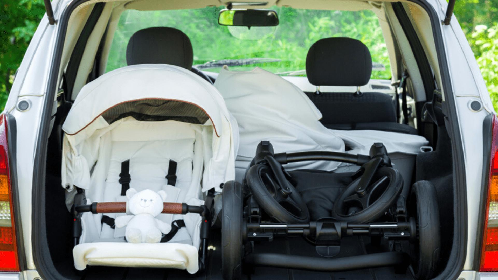 Veja o que significa o sistema Travel System, o bebê conforto e o moisés (Imagem: Reprodução/Shutterstock)