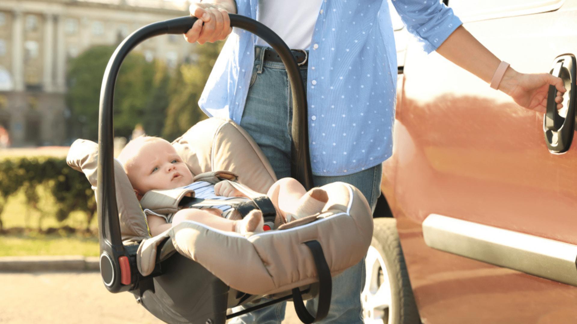 Entenda o que é o Travel System no carrinho de bebê! (Imagem: Reprodução/Shutterstock)