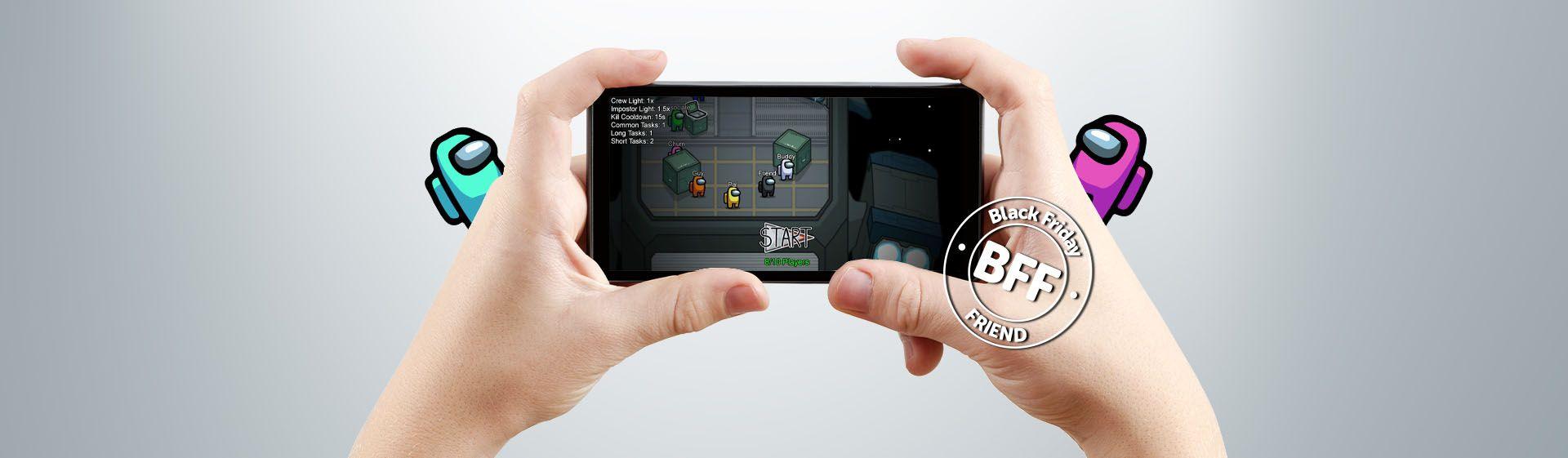 Celular para jogar Among Us: 5 modelos baratos que rodam o game