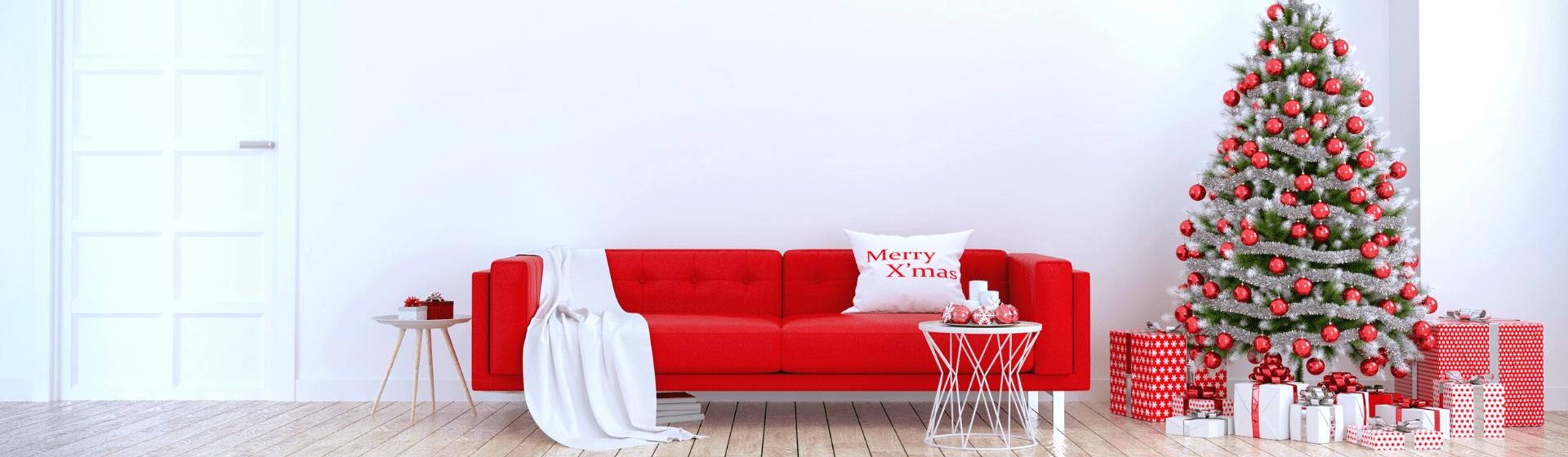 Decoração de Natal 2020: como arrumar a sala de estar para o Natal?