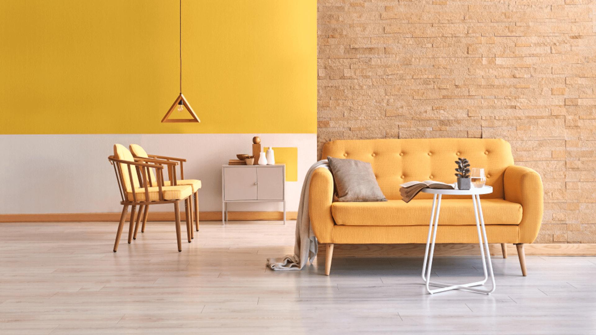 Comece a pintar a sua meia parede pelos detalhes (Imagem: Reprodução/Shutterstock)