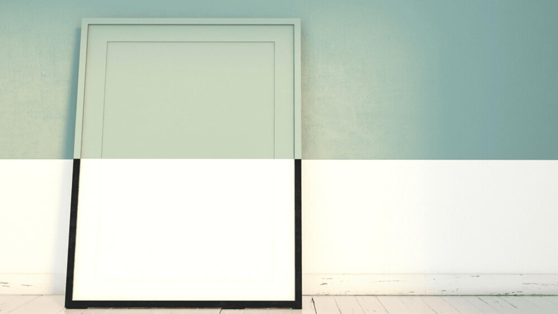 Veja o tutorial de como fazer uma meia parede você mesmo! (Imagem: Reprodução/Shutterstock)