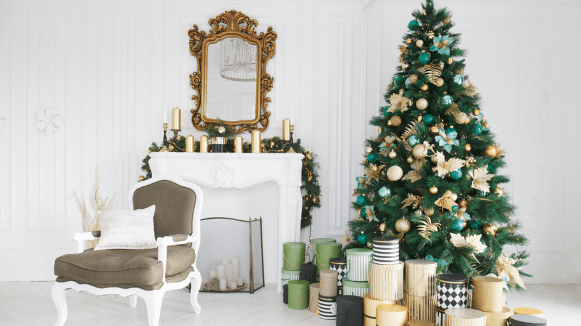 Conheça os itens que você vai precisar para montar a árvore de Natal (Imagem: Reprodução/Shutterstock)