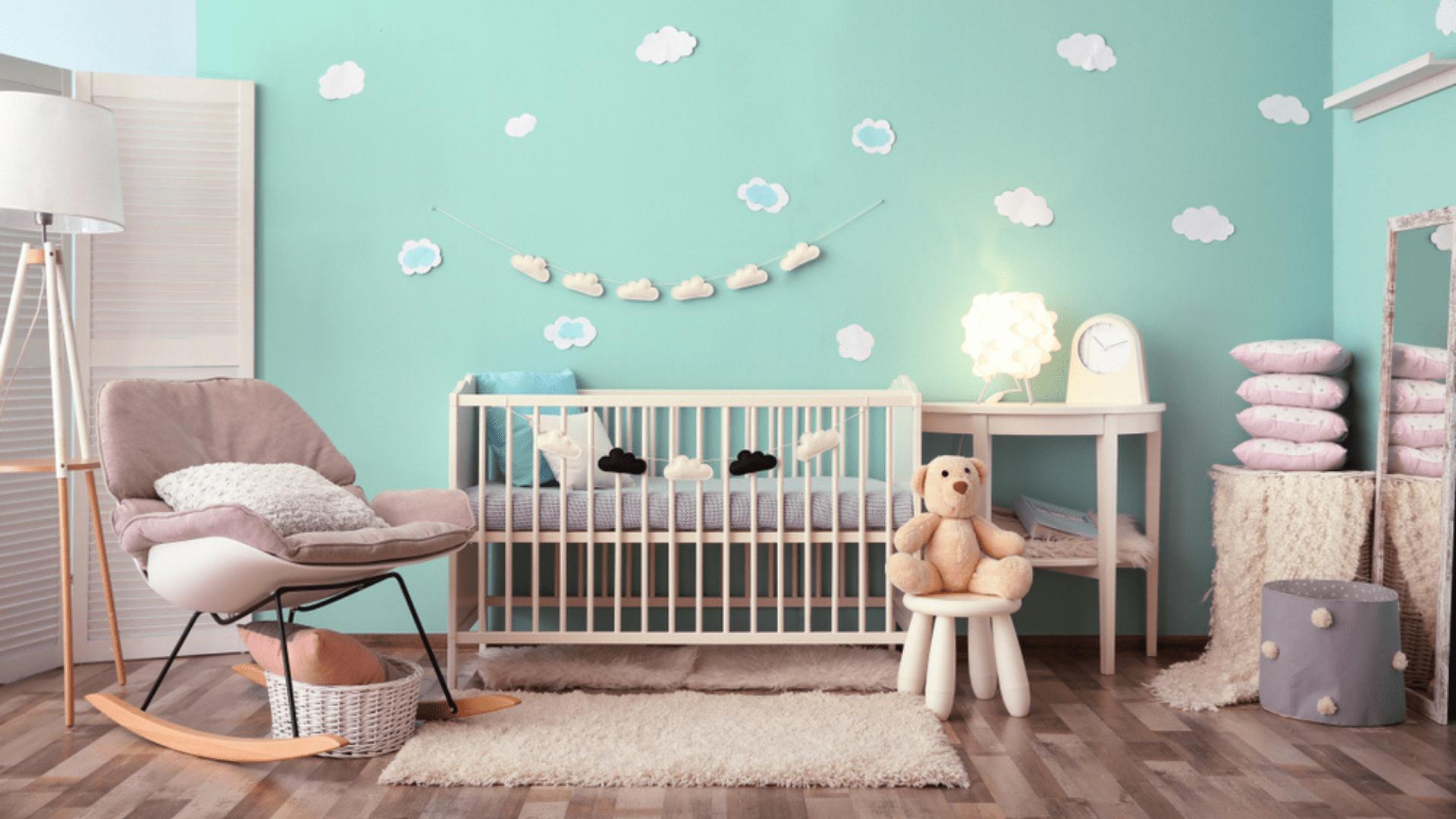 Veja algumas dicas que podem te ajudar a planejar o quarto do bebê (Imagem: Reprodução/Shutterstock)