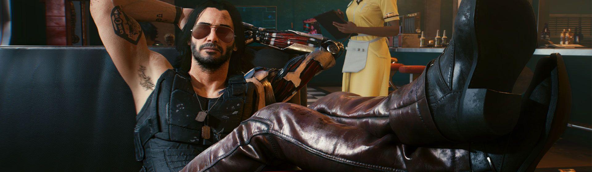 Cyberpunk 2077 recebe trailer com Keanu Reeves e gameplay inédita