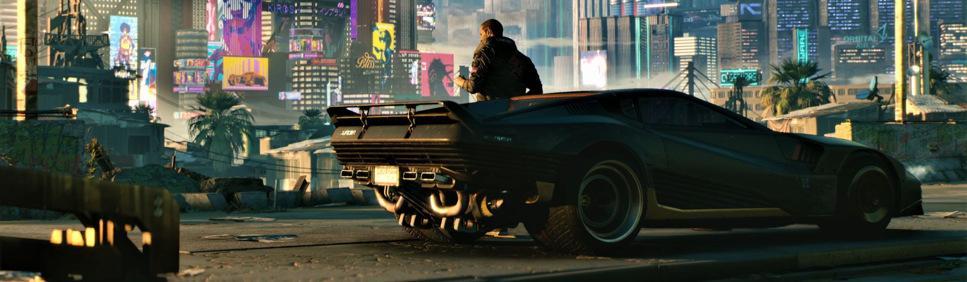 Cyberpunk 2077: veja primeira gameplay no Xbox Series X e One X