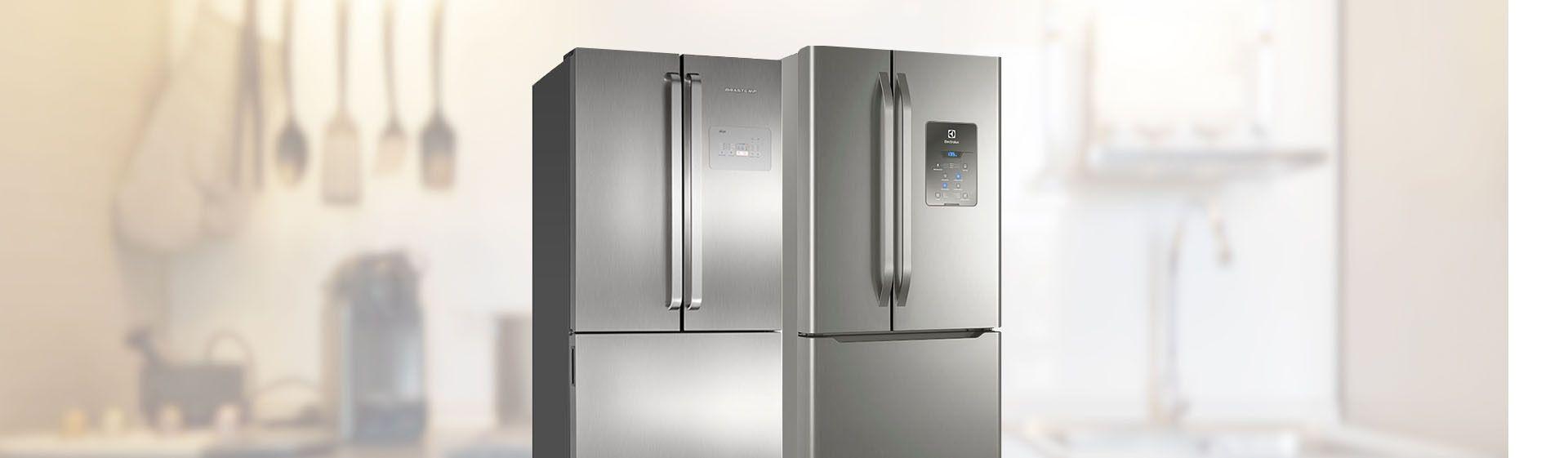 Electrolux DM84X ou Brastemp BRO80AK? Avaliação e comparação das geladeiras