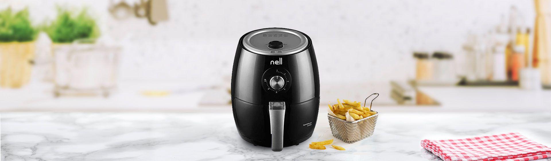 Airfryer Nell é boa? Preço e detalhes dos modelos de fritadeira da marca