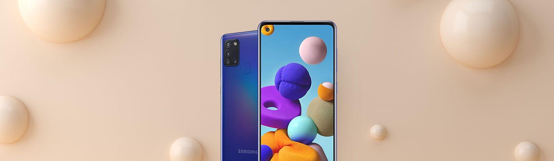 Galaxy A21s: análise da ficha técnica e preço do celular da Samsung