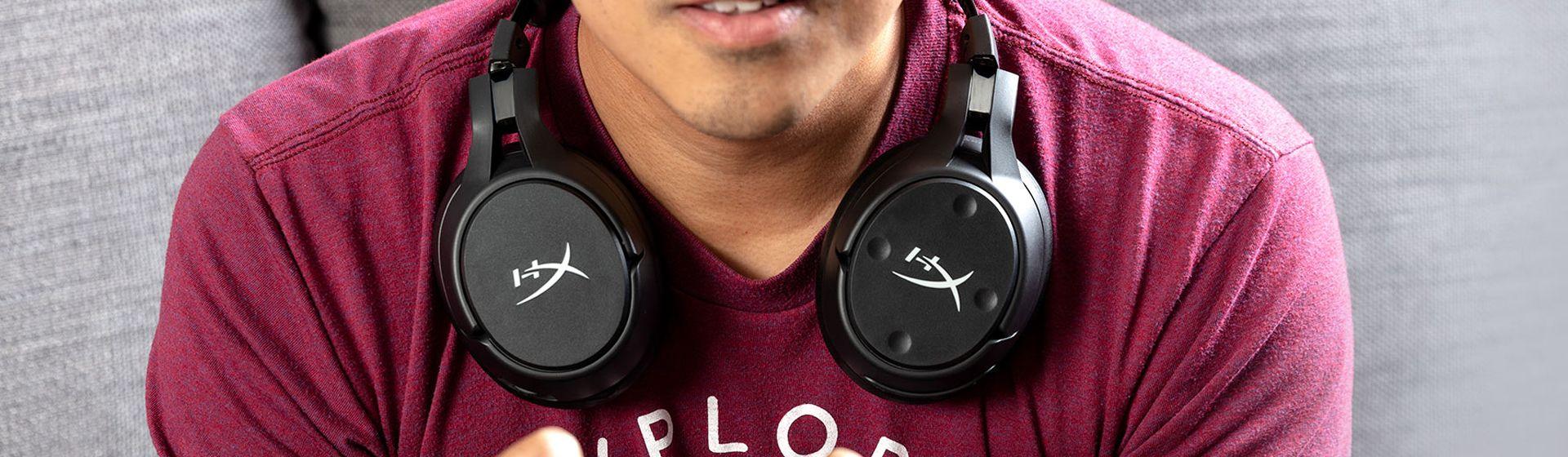 HyperX lança headsets Cloud sem fio e teclado mecânico Mars no Brasil