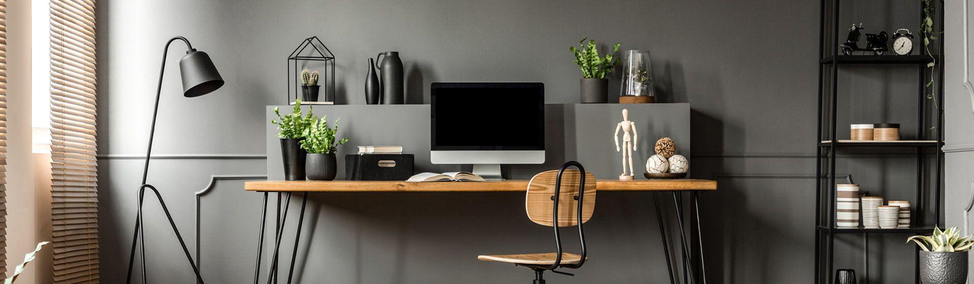 Como montar o home office perfeito? Dicas de produtos para escritório