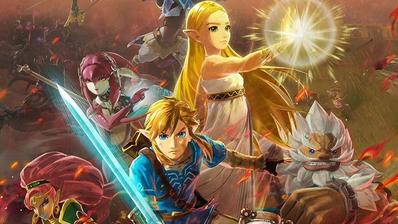 Hyrule Warriors: Age of Calamity (Foto: Divulgação/Nintendo/Koei)