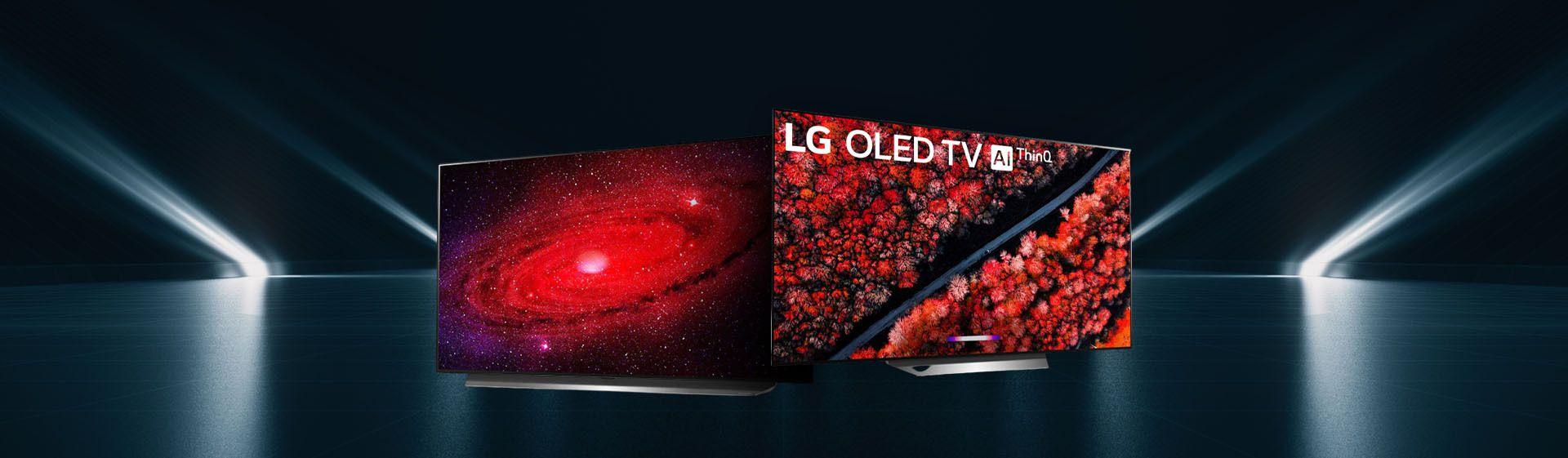 LG CX vs LG C9: veja o mudou entre as gerações dessas TVs OLED 4K