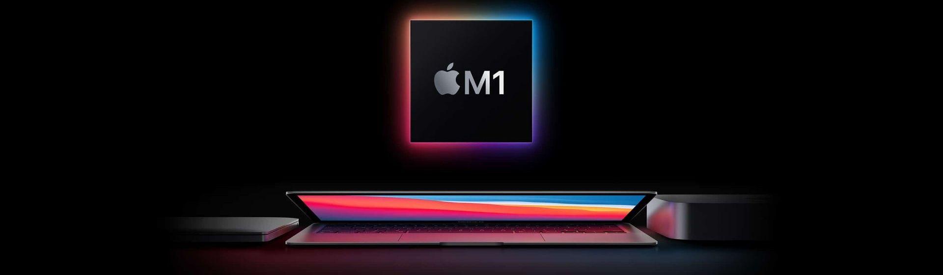 Chip Apple M1 supera placa de vídeo GTX 1050 Ti em gráficos