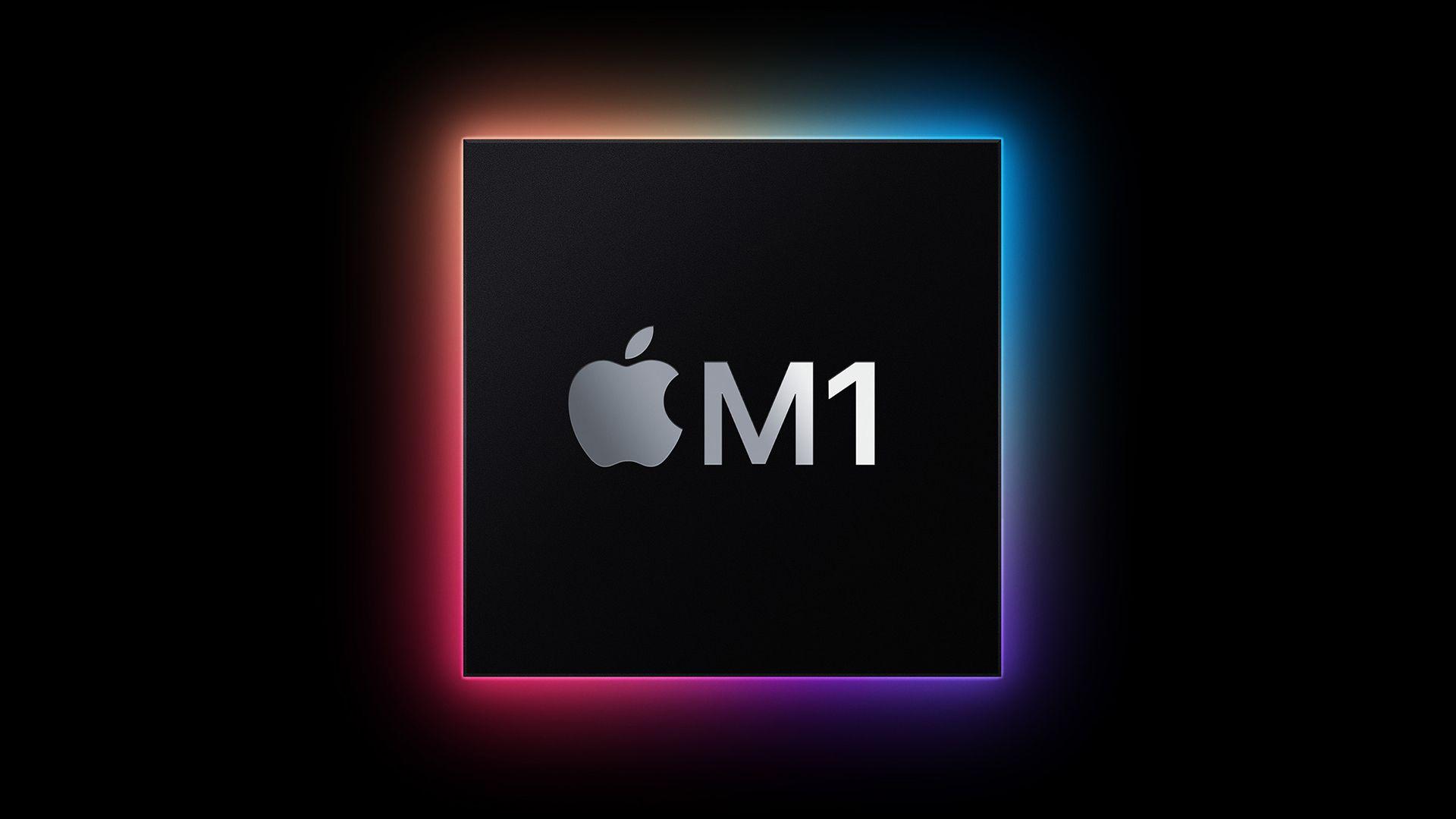 Chip Apple M1. (Foto: Divulgação/Apple)