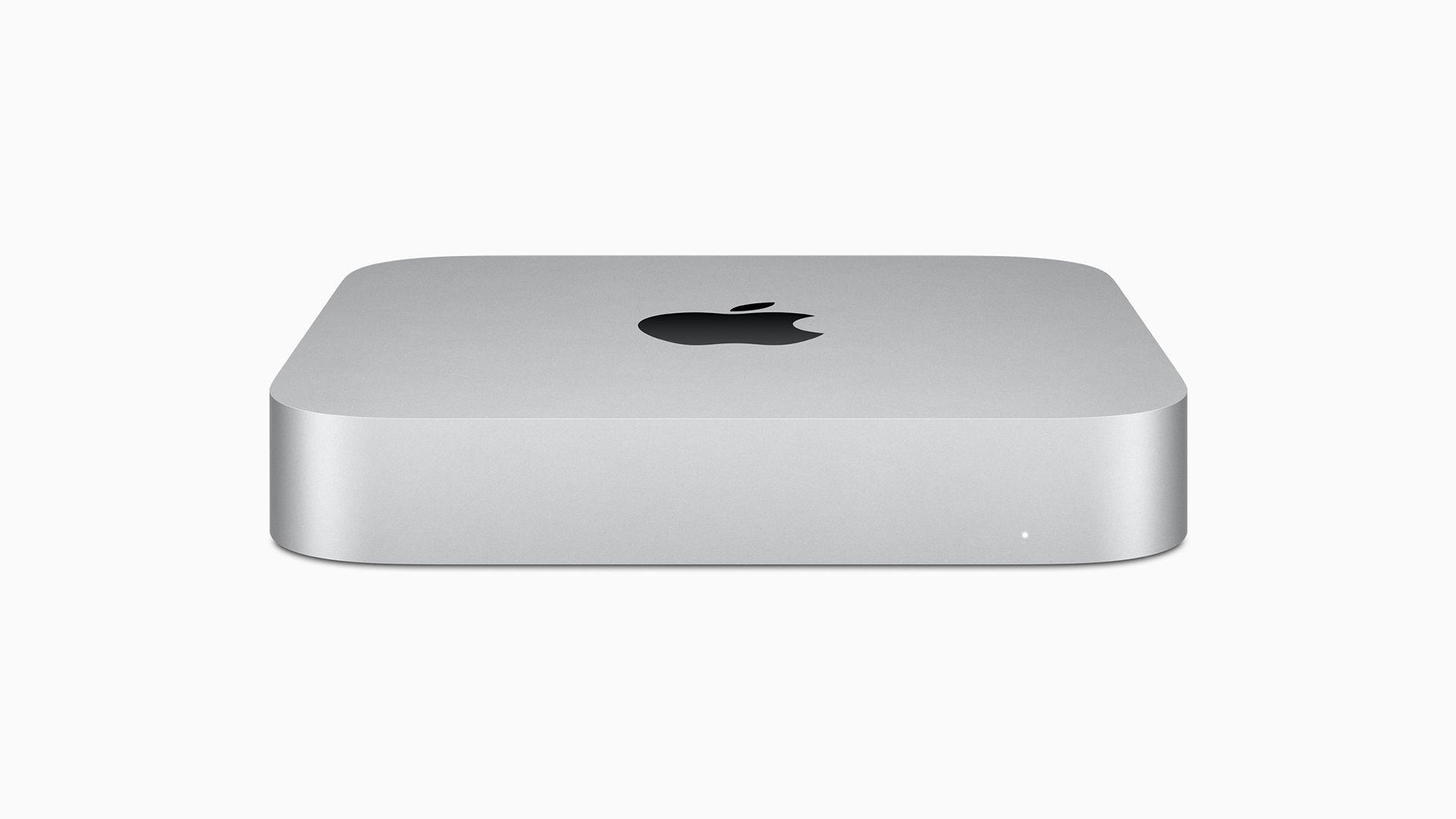 Mac Mini com Apple M1. (Foto: Divulgação/Apple)