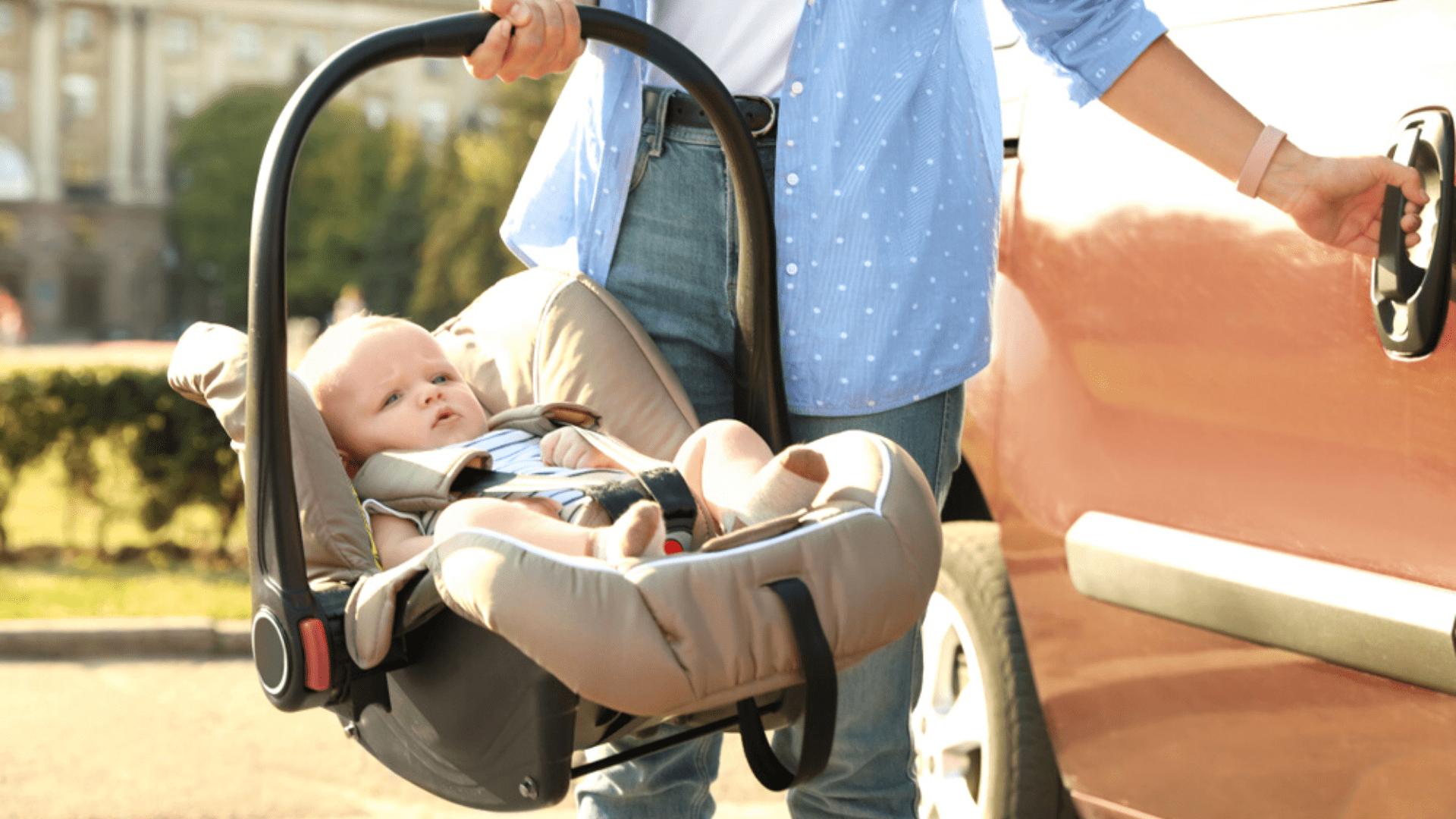 Veja a nossa seleção dos melhores bebê conforto de 2020! (Imagem: Reprodução/Shutterstock)